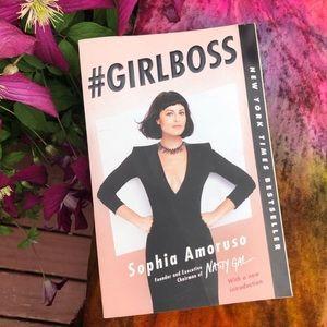 #GIRLBOSS by Sophia Amoruso Business Book